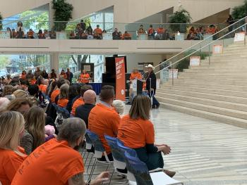 Orange Shirt Day Edmonton