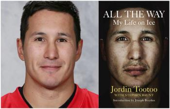 Jordin Tootoo conference