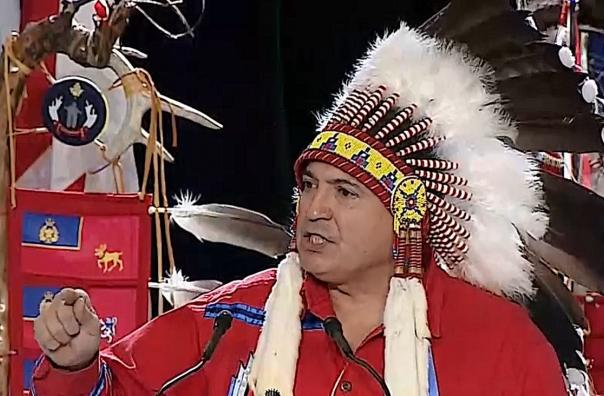 Perry national chief