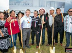 Sod Turning 1