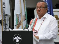 Anishinabek Nation Grand Council Chief Glen Hare