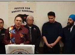 Grassy Narrows conference