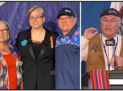 Metis leaders