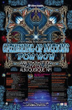 Gathering of Nations Powwow 2019
