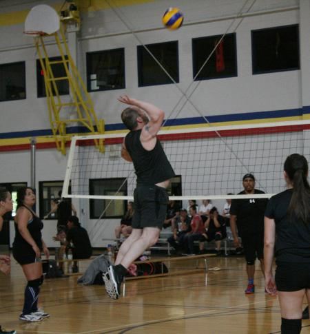 Volleyball 16