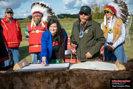 Buffalo Treaty 43