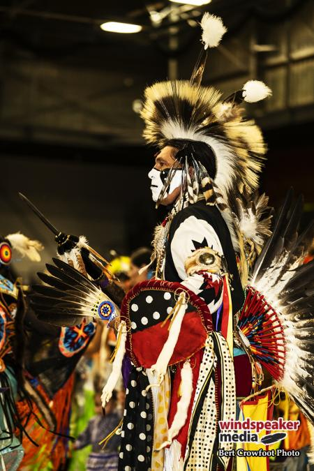 Tsuut'ina grand entry and intertribals 15