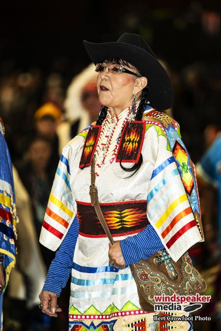 Tsuut'ina grand entry and intertribals 17