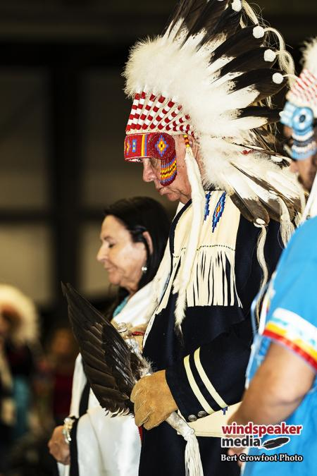 Tsuut'ina grand entry and intertribals 18