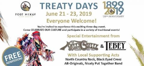 Treaty Days Fort McKay