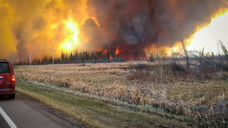 Emergency funds to flow to wildfire evacuees