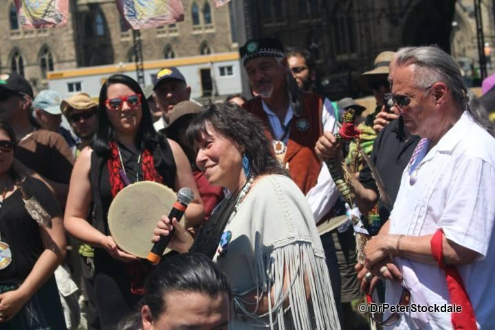 Grandmothers take next steps in legal battle to determine authority to represent Algonquins