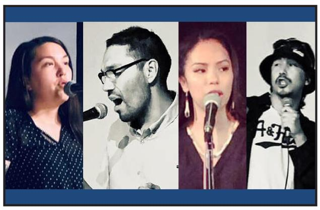 Indigenous poetry slam team to make history at Canadian festival