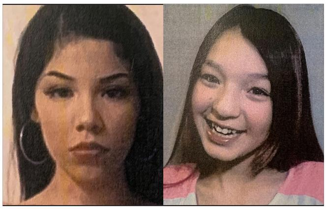Bonnyville RCMP request public's assistance in locating two teen girls