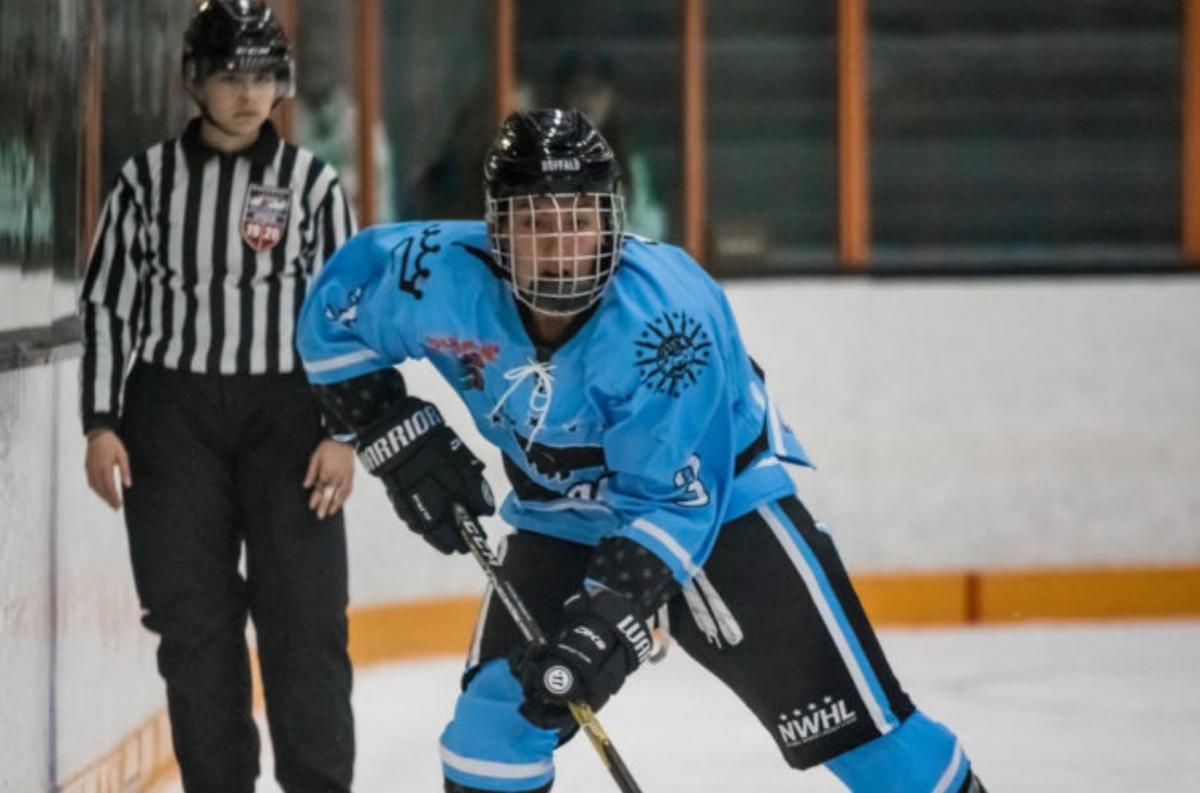 Mohawk player among top performers for Beauts