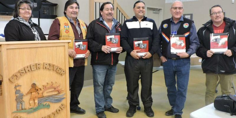 Fisher River Cree Nation re-launches English-Cree cookbook