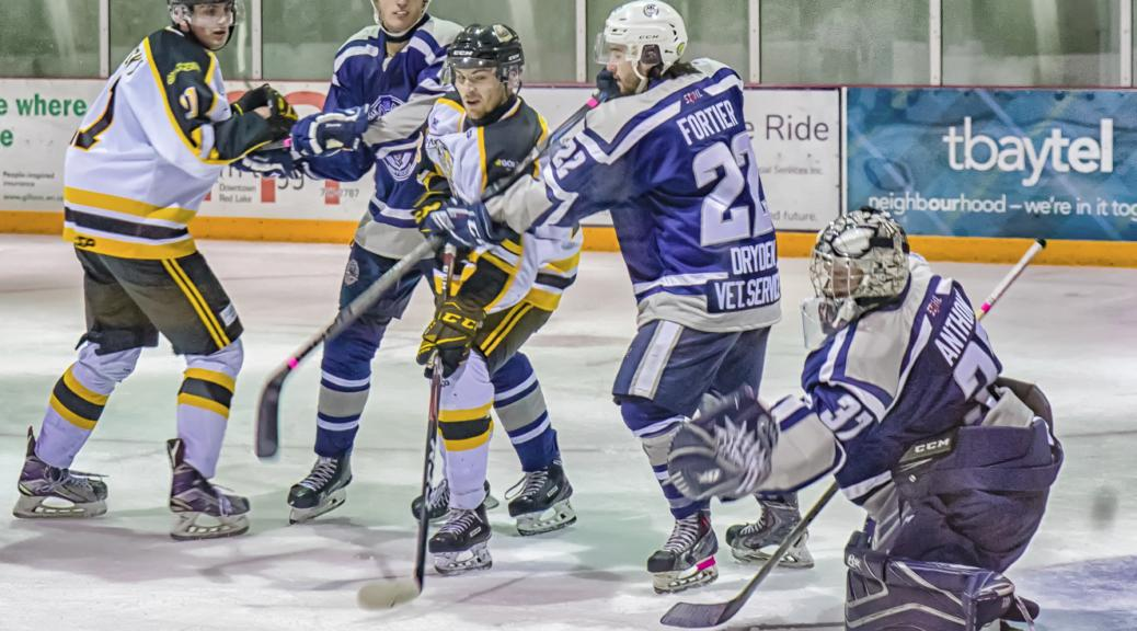 Junior A hockey action in northern First Nation fuels dreams of owning a franchise