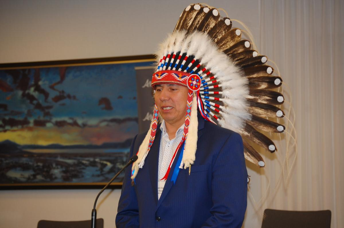 Planned Treaty 8 government house will put the sovereignty back into treaty relations, says grand chief