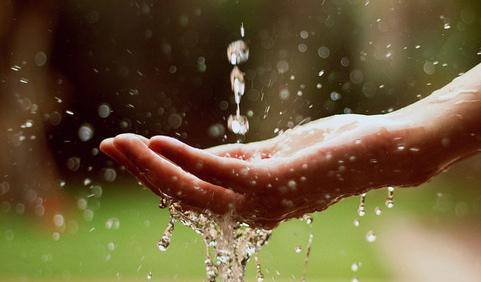 Water is medicine that gives all other traditional medicines potency